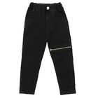 2019 spring and autumn new boys' jeans fashion pants baby pants Korean slim slim pantshandsome children