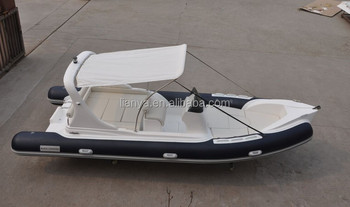 Liya 19ft-20 Ft China Rib Boats Rubber Boat For Sale