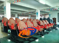 2015 Indoor Outdoor Playground Hottest Stimulator Entertainment 5d Motion Theater Movie 5d cinema chair