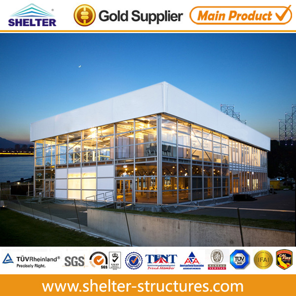 Innovative Large marquee event tent 2008 Beijing Olympic Games Official Supplier