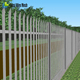 Super Econo And Econo Steel Palisade Fence Prices Factory