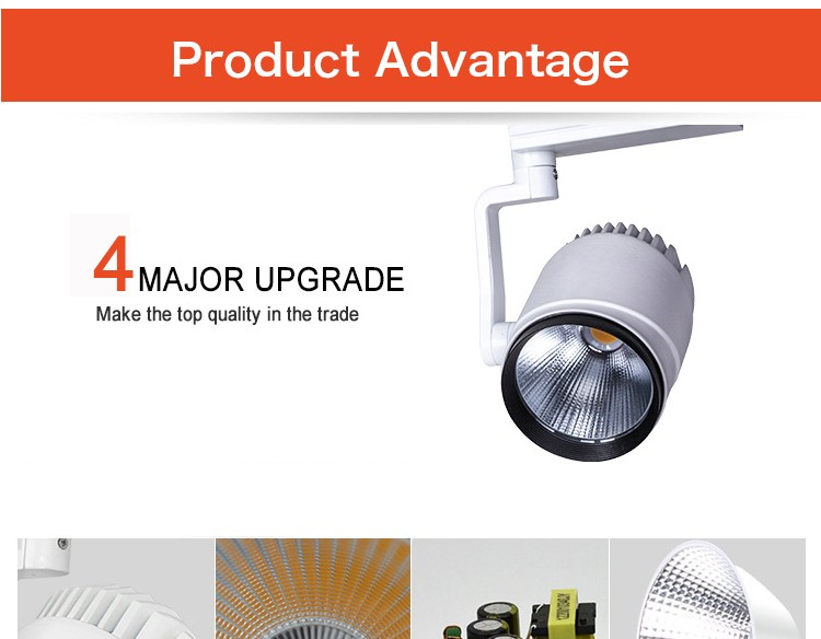 years warranty led track light bulbs commercial lighting hot-sale for customization-10