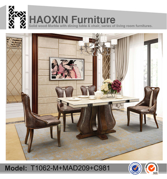 Morocco/Mexico Hot Selling Korean Style Dining Table U0026 Hotel Table And  Chairs U0026 Furniture