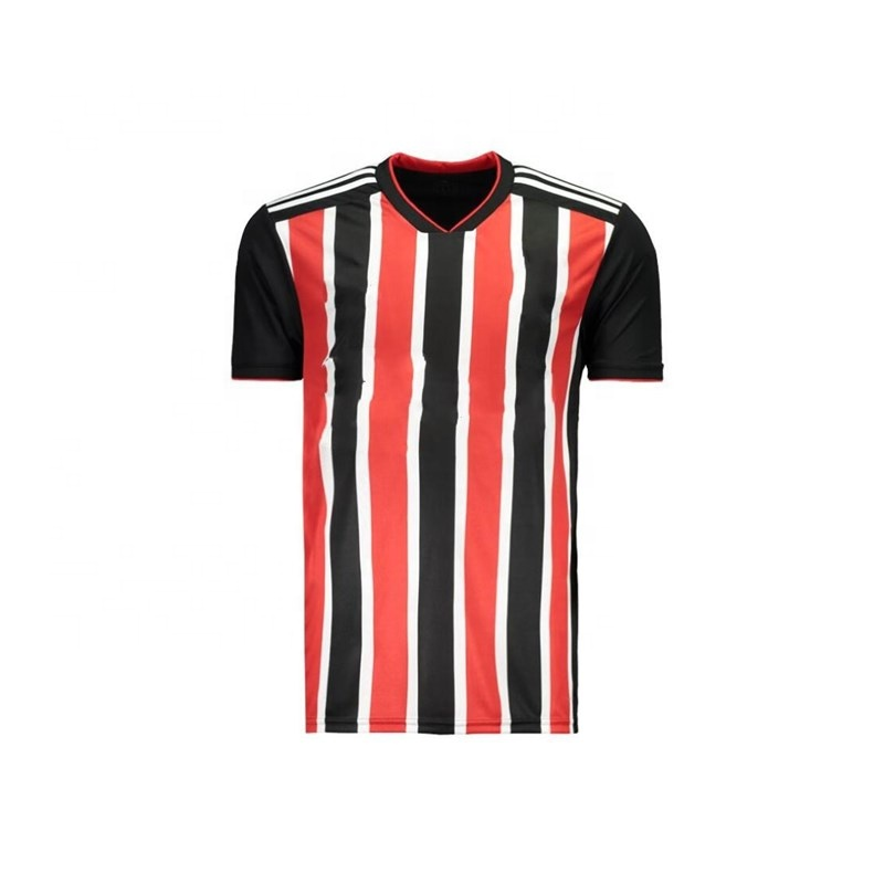 Wholesale Custom Sao Paulo Jersey Soccer Fashionable Football Wear, Any color is available