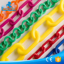 Brand new plastic square link chain for traffic use