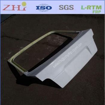 Fiberglass Car Boot Trunk Lid Car Auto Parts Frp Car Parts Buy Trunk Lid Car Auto Parts Auto Parts Product On Alibaba Com