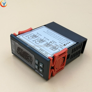temperature controller STC-1000,industrial temperature controller for incubator