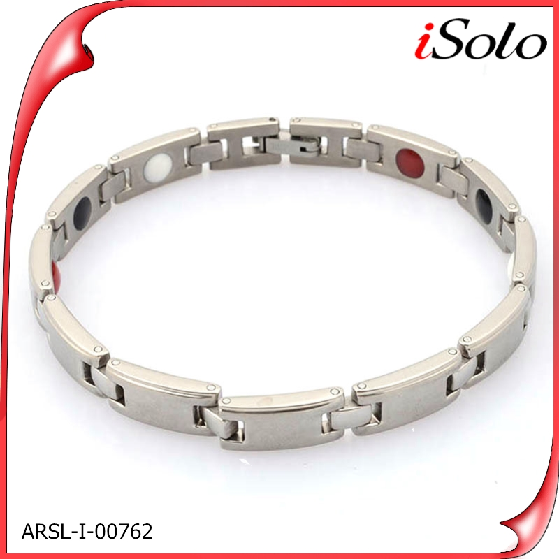 silver jewelry accessories made in vietnam products blood pressure magnetic bracelet
