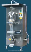 Automatic Grade juice/Milk/Oil/Liquid/Mineral Water Bag Filling Packing Machine