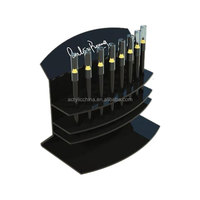 custom acrylic / plastic pen holder /acrylic pen display stand