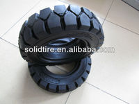 15x4.5-8 solid rubber tire in forklift parts