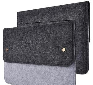 Durable Felt Fabric Notebook 7 inch laptop case with low price