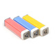 Hot recommend lipstick power banks 2600mah portable powerbank