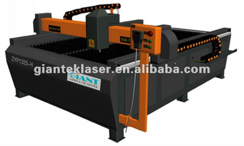 Cutting Machine Plasma Price / Plasma Cutter for Metal (ZYP1325-H)