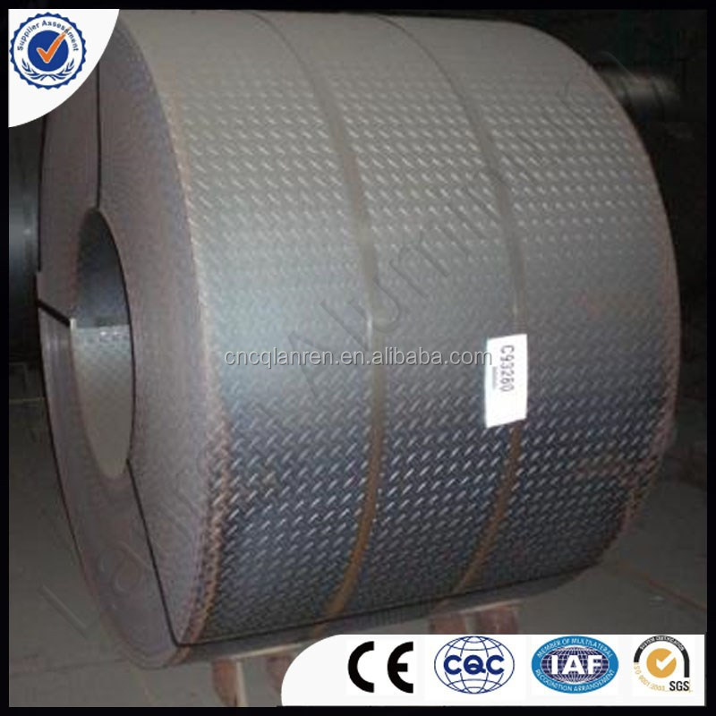 Decorations, constructions, roofings Application aluminum checkered plates