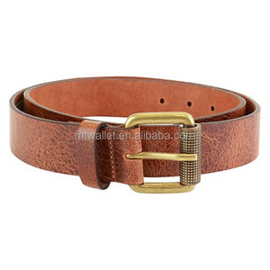 Top Cowhide Leather Belt for Men / Leather Belts China Supplier and Manufacturer