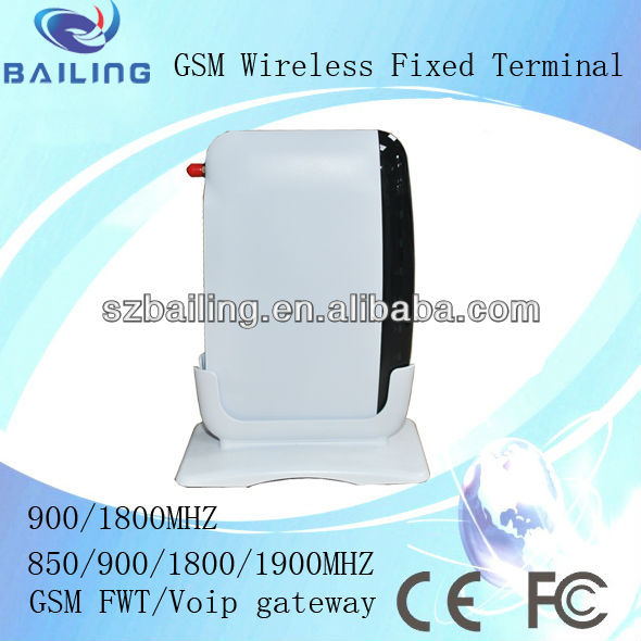 GSM Fixed Cellular wireless terminal Fwt with PSTN for public phone
