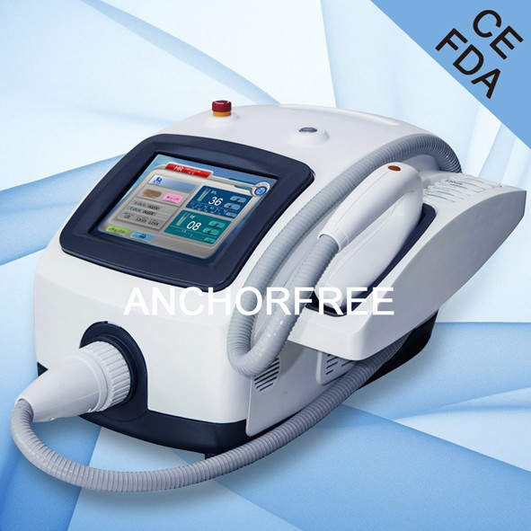 Facial IPL E-Light For Skin Rejuvenation , Face Lifting 12 Years Factory