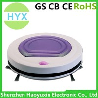 2015 Backpack Smart Robot Vacuum Cleaner with CB GS CE RoHS Approval
