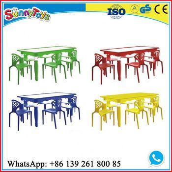 kindergarten furniture dimensions plastic daycare center