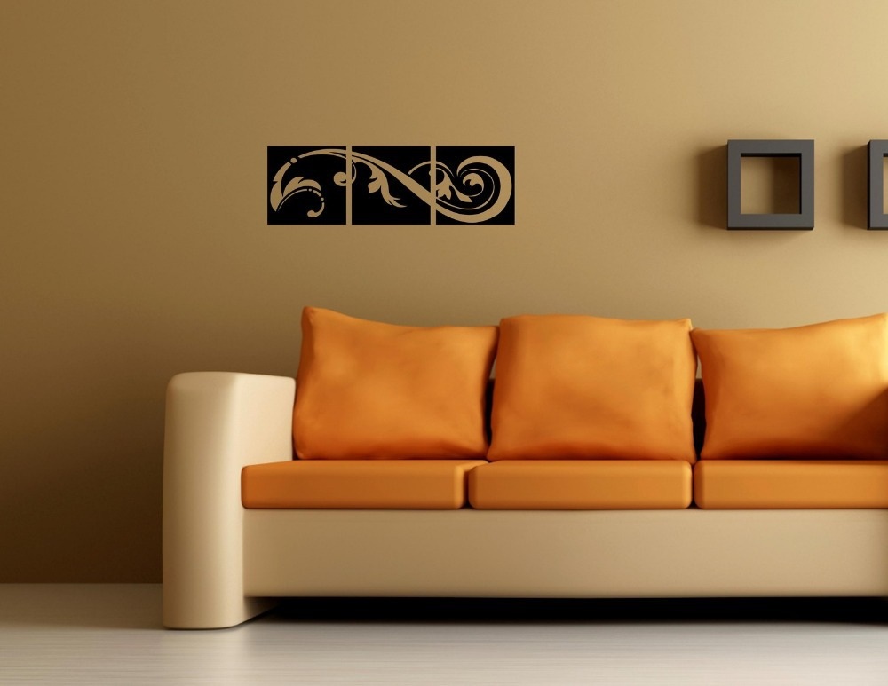 Vinyl Wall Decor Accents Home Decor Accent #03 On Wall