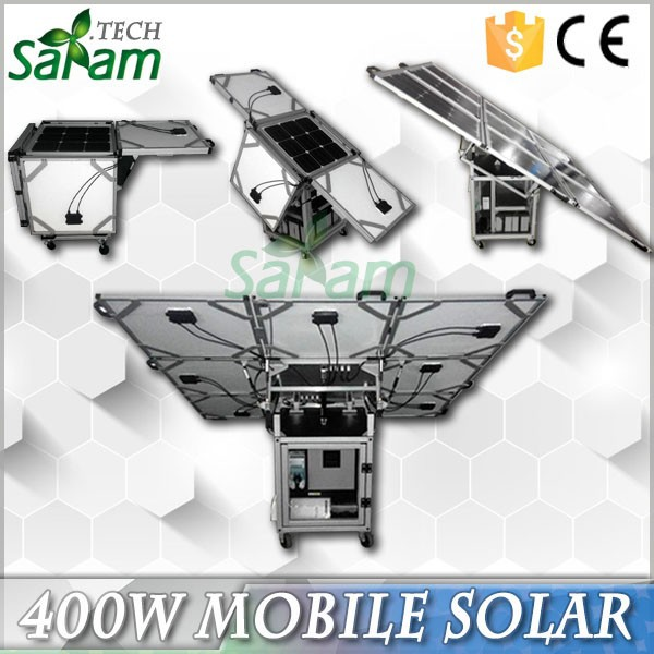 China Supplier Portable 400w Solar Panel Wholesale