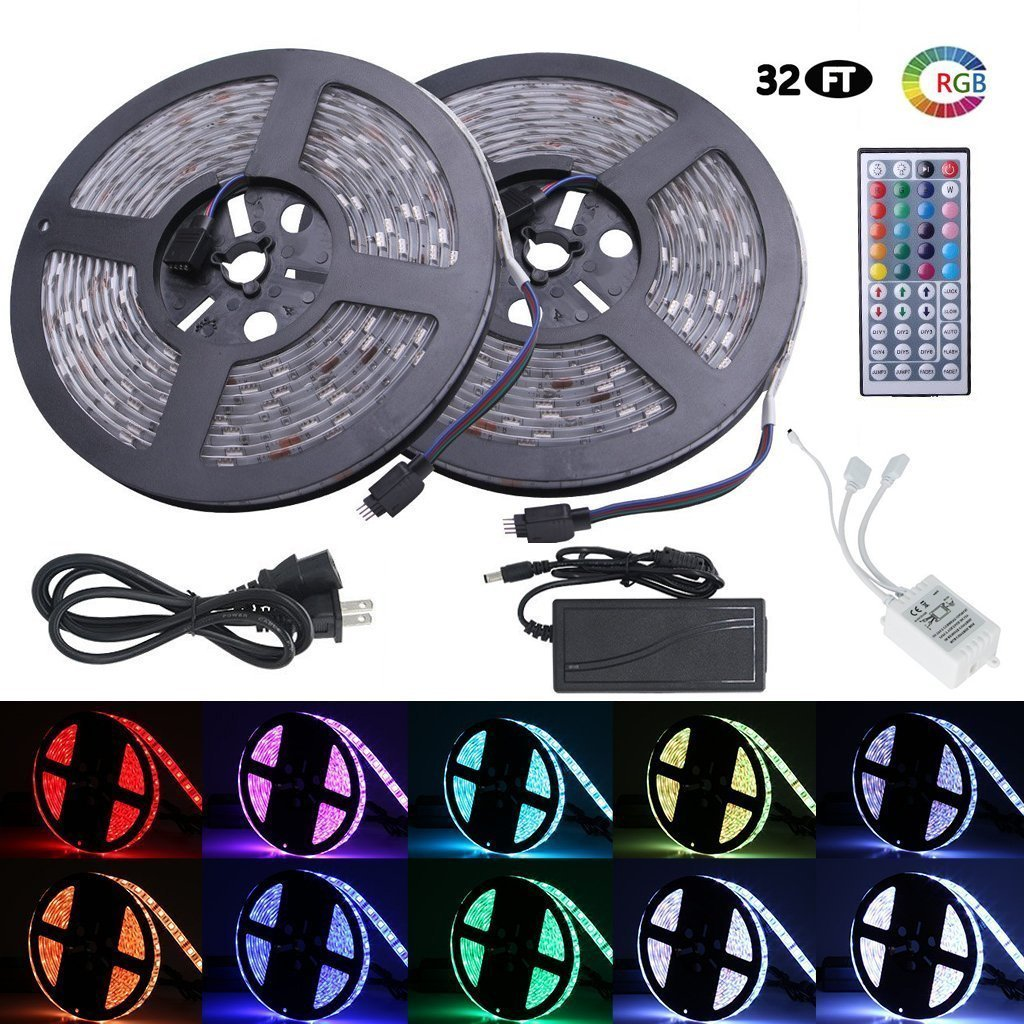 Cheap Ir Power Strip Find Deals On Line At Alibabacom Ul Listed Rgb Led Lights By The Foot 300 Leds Per Reel Get Quotations Waterproof Flexible Light Kit Smd 5050 300leds With