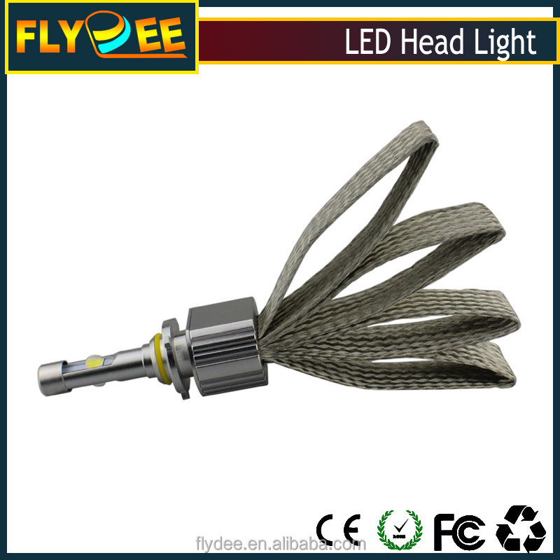 Wholesale price xhp70 car led headlights led xhp70 l7 car h4 led headlight bulbs l7 crees xhp70