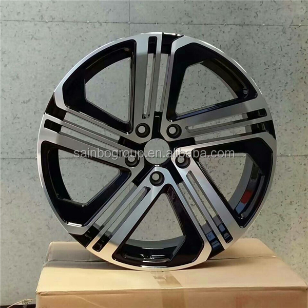 Manufacture spare parts aftermarket car wheels/alloy wheel