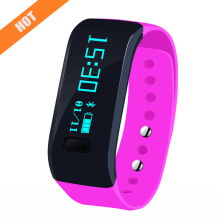 IP67 waterproof bluetooth smart bracelet watch