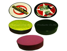 hot sell Promotional Rubber Hockey Puck