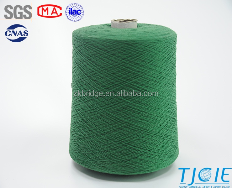 100%cashmere 2/26NM 2/28NM woolen yarn dyed yarn good quality and best price