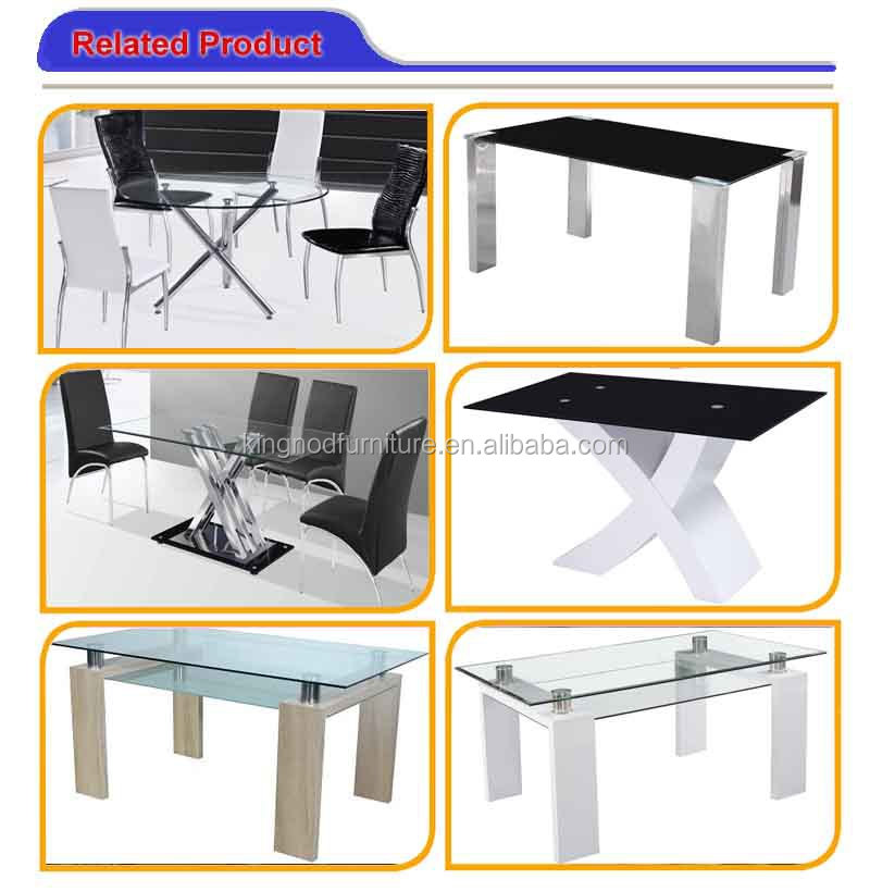 2016 Modern Simple Design Dining Table Hot Sale Dinning Table Set ...