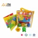 Best Seller Custom Ecp-Friendly Soft Plastic Baby Bath Book Toy Set for Bath Time Fun