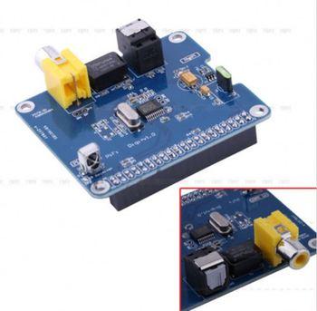 Raspberry Pi Hifi Digi+ Digital Sound Card I2s Spdif Fiber-optic For  Raspberry Pi 3 2 Model B B+ - Buy Raspberry Pi Sound Card,Fiber-optic Sound