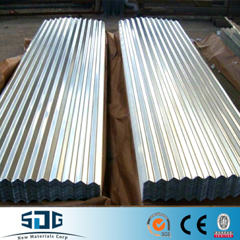 Dx51d Gi Gl Corrugated Sheet For Building Construction Materials Wall And Roof