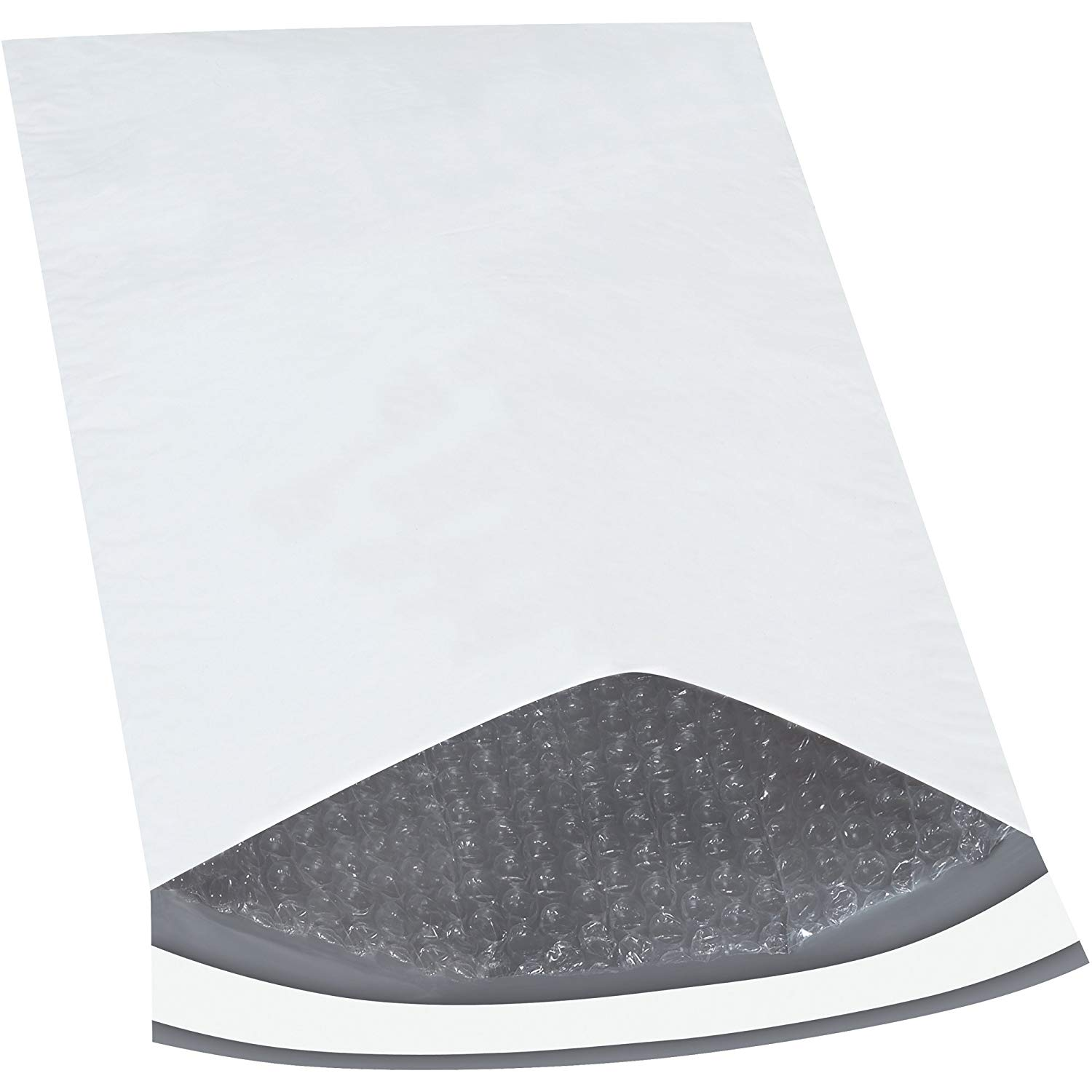 """Boxes Fast BFB834 Bubble Lined Poly Mailers, 9 1/2"""" x 14 1/2"""", White (Pack of 100)"""