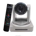 12x optical zoom 1080P PTZ camera live streaming camera with HDMI SDI outputs for video conference and streaming