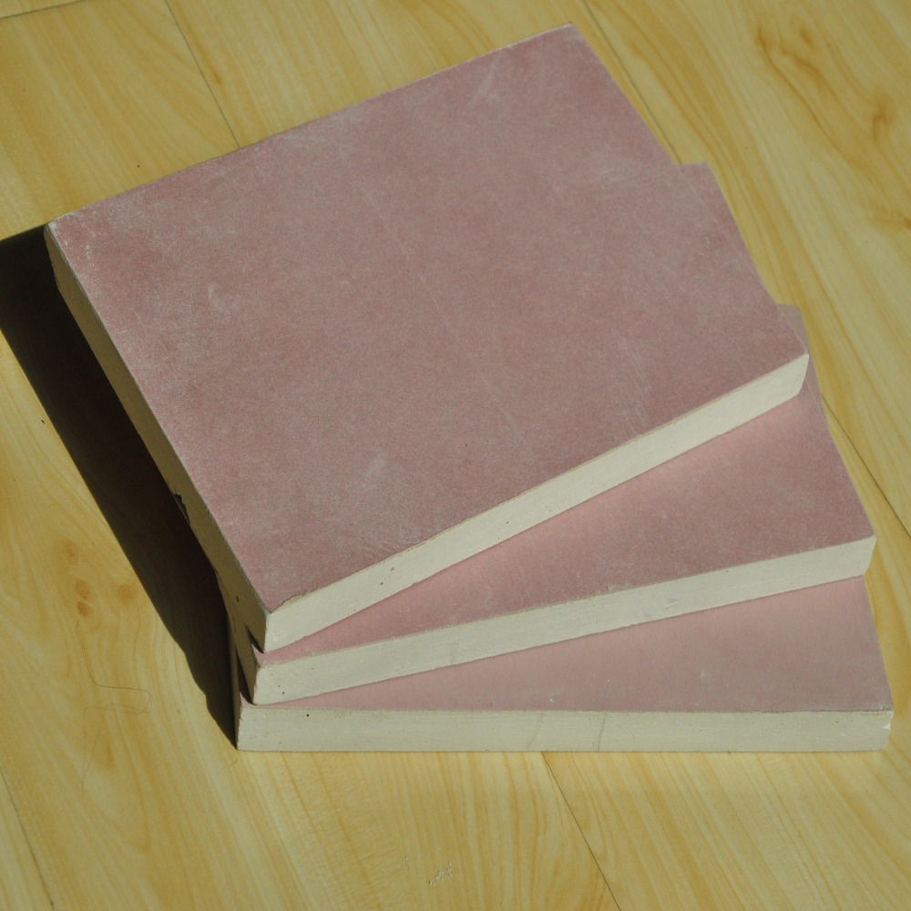 Wholesaler Fire Rated Insulation Gypsum Board Fire Rated