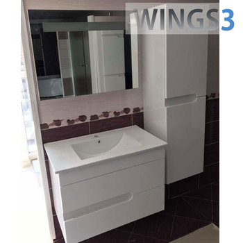 Pvc Bathroom Cabinets India Lightweight Wall Plastic Almirah For