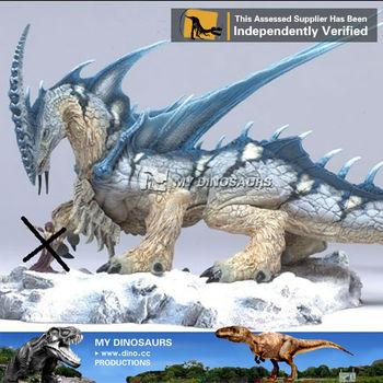 Il Mio Dino- Arredamento Western Dragon Bambini Moderne Attrezzature ...