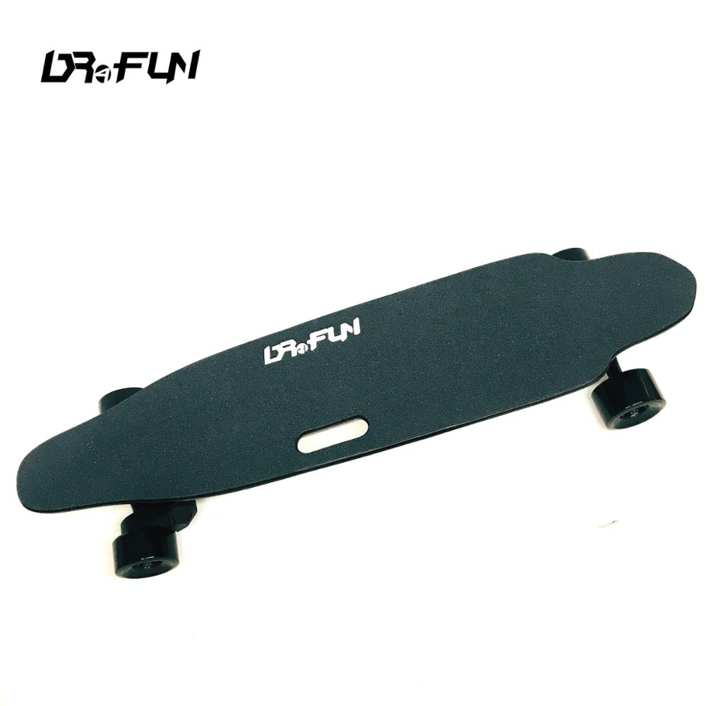 2018 Dr4Fun Best Seller electric unfolding skateboard With 2000W bldc motor driver фото