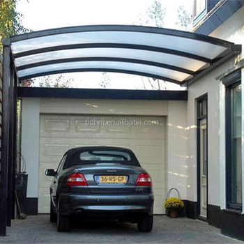 Diy Easy Installing Polycarbonate Sheet Carport With 20