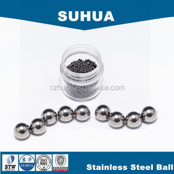 Polishing Steel Beads 4mm Stainless steel ball
