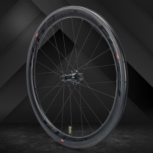 SLR cross cycling wheel 38/47/50/60/88mm clincher 700c disc brake 3k matte finish carbon wheels