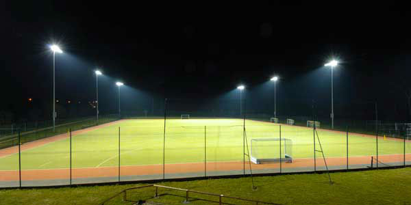 Led Sports Field Lighting For Football Pitch Basketball Court ...