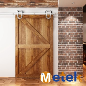 Hot Sale Exterior And Interior Sliding Wood Barn Door Price ...