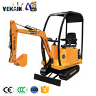[ Amusement Park ] Amusement Park Excavator Amusement Park Equipment VEKAIN High Quality Electric Mini Excavator