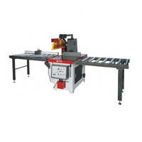 MJ276 woodworking high speed pneumatic cut off saw timber automatic cut off saw machine