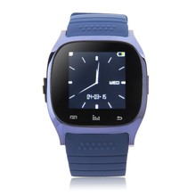 Wholesale OEM high Quality M26 Blue tooth Smartwatch for Samsung Android Smart watch Phone
